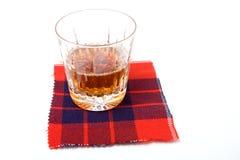 Whisky escocés Foto de archivo libre de regalías