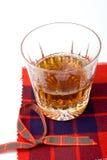 Whisky escocés Imagen de archivo libre de regalías