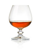 Whisky glass Royalty Free Stock Photography