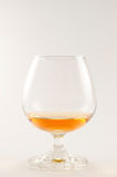 Whisky glass Royalty Free Stock Images