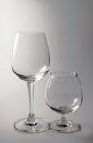 Whisky glass Stock Image