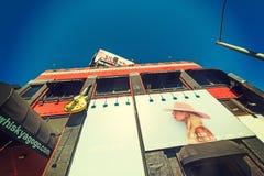 Whisky a Go Go facade on Sunset Strip Royalty Free Stock Photography