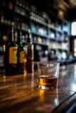 Whisky irlandés Fotos de archivo libres de regalías