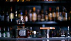 Whisky Jack Daniels obraz royalty free