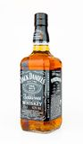 Whisky Jack-Daniels. Stockfotografie