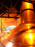 Whisky Making Stock Images