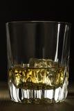 Whisky na skałach Zdjęcia Stock