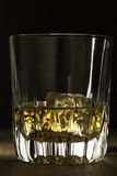 Whisky op de rotsen Stock Foto's