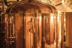 Whisky production. Royalty Free Stock Photos