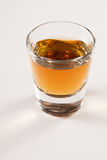 Whisky shot Royalty Free Stock Photography