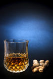 Whisky or whiskey, alcohol drink Stock Images