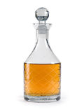 Whiskydekantiergefäß Lizenzfreies Stockfoto