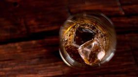 Whiskydrank stock footage