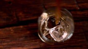 Whiskydrank stock video