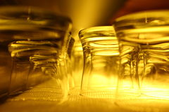 Whiskyglas Lizenzfreies Stockfoto