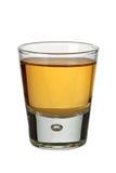 Whiskyschot stock fotografie