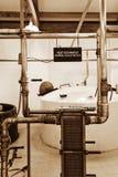 Whiskyspritfabrik Arkivbilder