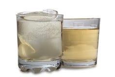 Whiskywhitis fyra Arkivfoto