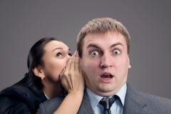 Whisper Stock Images