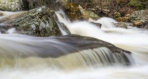 Whispy skał rybia zatoczka Zdjęcia Stock