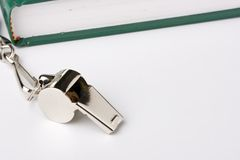 Whistle Stock Photography