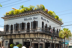 Whistle bar, Key West Stock Photography