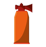 whistle of sport design Stock Image