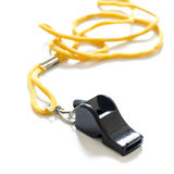 Whistle Stock Images