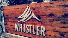 whistler Fotos de Stock
