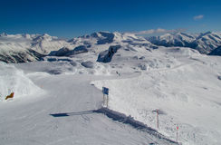 Whistler Alpejski Zdjęcia Royalty Free