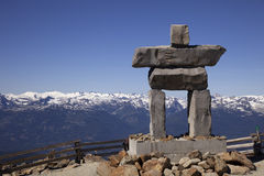 Whistler Alpine Art Royalty Free Stock Image