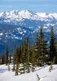 Whistler. Beautiful British Columbia, Canadian Rockies, Whistler Royalty Free Stock Photos