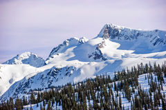 Whistler. Beautiful British Columbia, Canadian Rockies, Whistler Stock Photo