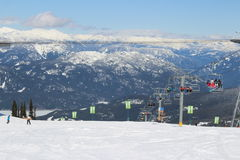Whistler - Canada Image stock