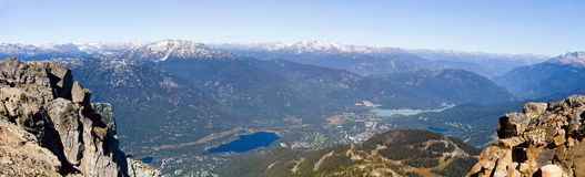 Whistler, Canada Stock Photography