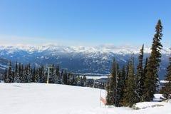 Whistler - Canada Royalty Free Stock Photos