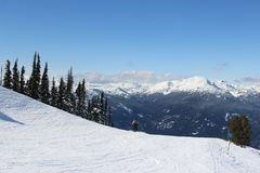 Whistler - Canada Royalty Free Stock Image