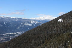 Whistler - Canada Royalty Free Stock Photography