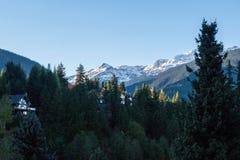 Whistler en automne Photos libres de droits