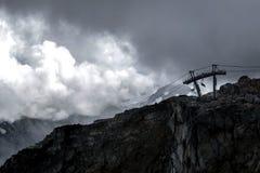 whistler góra Obrazy Stock
