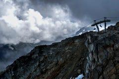 whistler góra Zdjęcia Royalty Free