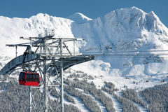 Whistler Gondola Stock Photos