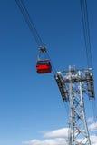 Whistler Gondola Stock Image