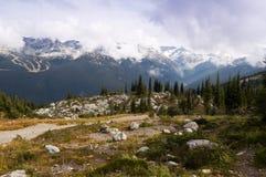 Whistler landscape Stock Images
