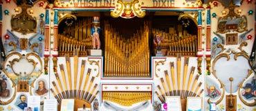 Whistlin Dikie organ arkivfoton