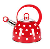 Whistling Kettle Stock Images