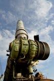 whit корабля двигателя achimney старый Стоковые Фотографии RF