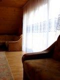 whit софы комнаты Стоковое Изображение
