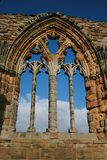 Whitby abbey Royalty Free Stock Photos