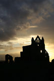 Whitby Abbey Royalty Free Stock Images